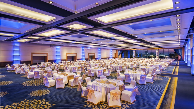 Gala Dinner at Royal Orchid Sheraton Hotel Bangkok
